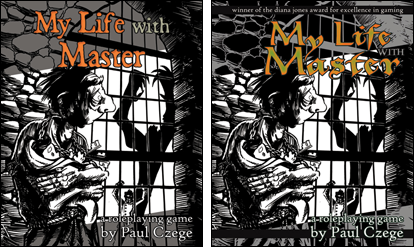 my life with master cover comparison